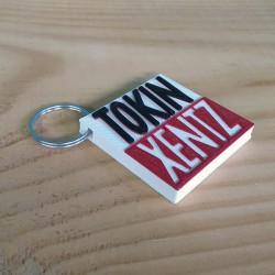 Talking Heads keychain (ΤΟΚΙΝ ΧΕΝΤΖ)